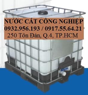 Nuoc cat 1000 lit