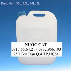 Nuoc cat 30L